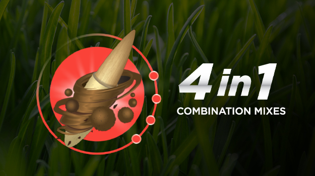 Technology Behind New PRO-MIX 4-in-1 Combination Mixes