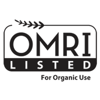 PRO-MIX PREMIUM ORGANIC GARDEN FERTILIZER FOR TOMATOES, VEGETABLES AND FRUITS 4-4-8 is OMRI-Listed for organic use