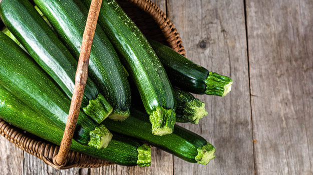 Zucchini are easy vegetables to grow for beginners