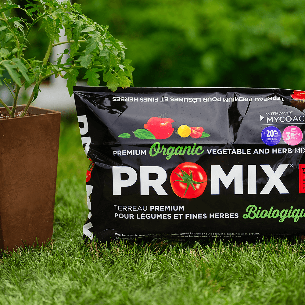 PRO-MIX Premium Organic Vegetable & Herb Mix