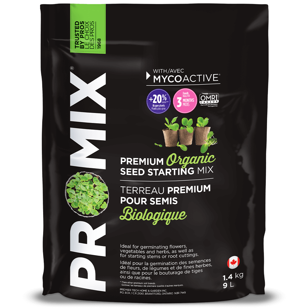 PRO-MIX Premium Seed Starting Mix CA