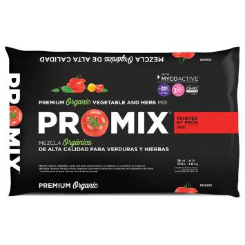 PRO-MIX Organic Vegetable & Herb Mix