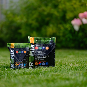 PRO-MIX Ultimate All Condition Grass Seed CA