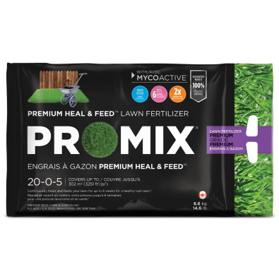 PRO-MIX Heal & Feed Lawn Fertilizer 20-0-5