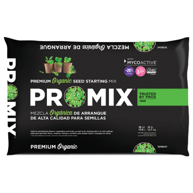 PRO-MIX Organic Seed Starting Mix 16qt
