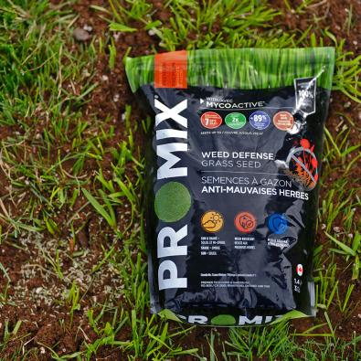 PRO-MIX Weed Defense Grass Seed