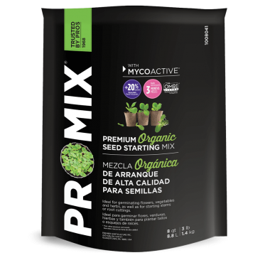PRO-MIX Organic Seed Starting Mix 9L