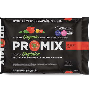 PRO-MIX Premium Organic Vegetable & Herb Mix US