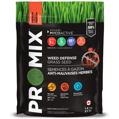 PRO-MIX Lawn Weed Defense Grass Seed