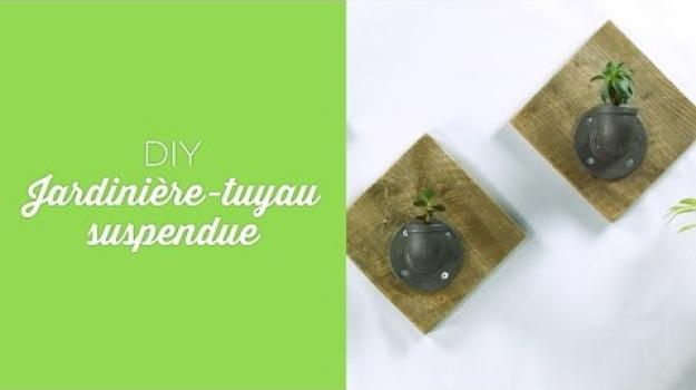 Embedded thumbnail for Jardinière cadre suspendu